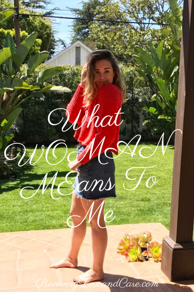 What WOMAN Means To Me Series