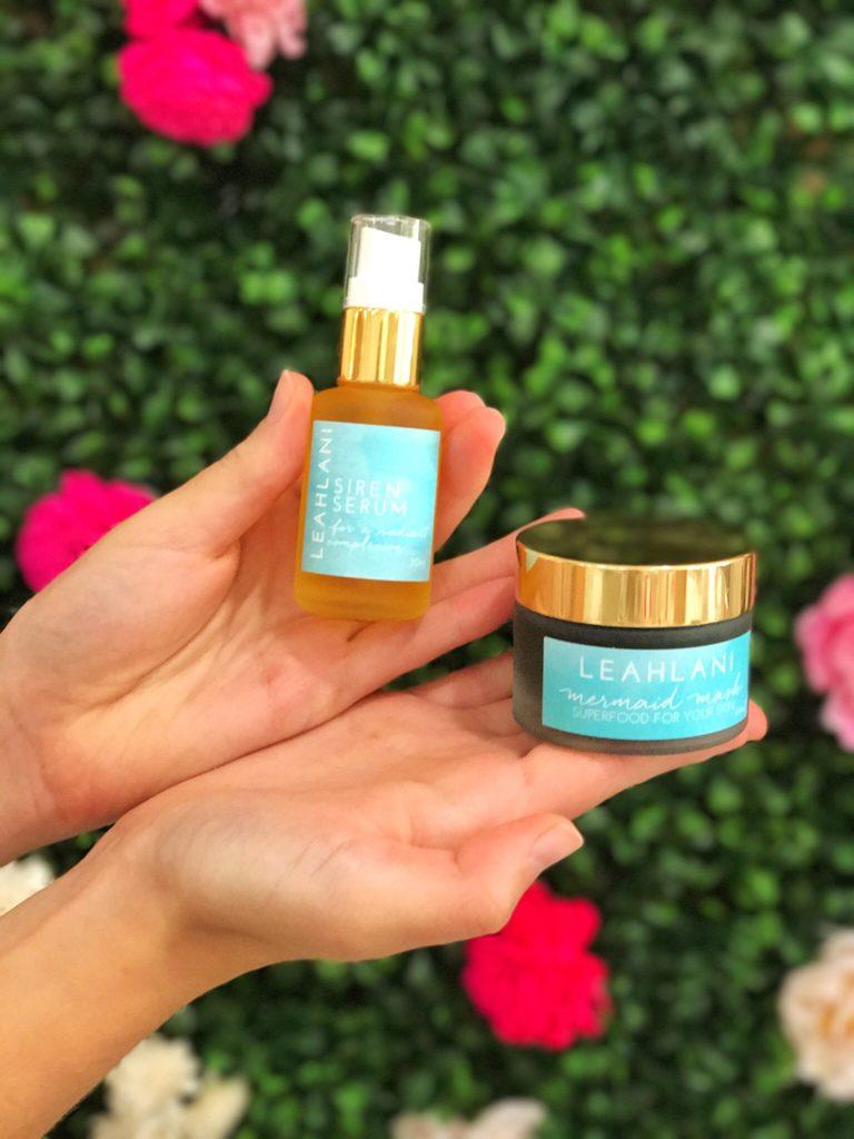 LeahLani Skincare! Organic all the way!